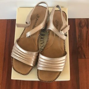 St. John's Bay sandal. Size 7 1/2